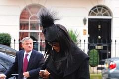 Pogrzeb Alexandra McQueena
