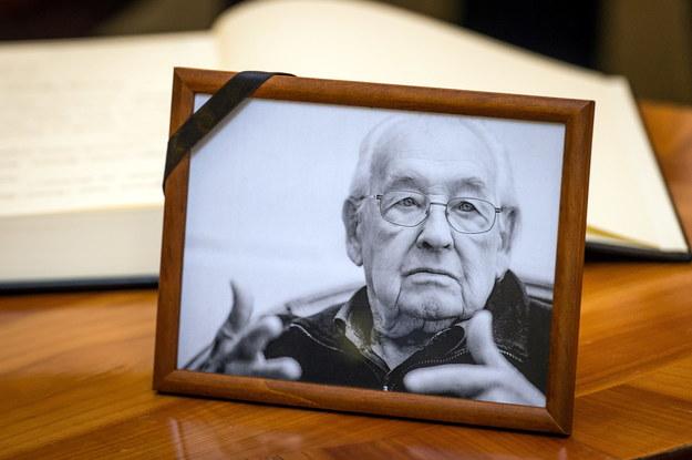 Pogrzeb Andrzeja Wajdy odbędzie się w przyszłą środę