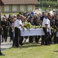 Pogrzeb Magdaleny Żuk.
