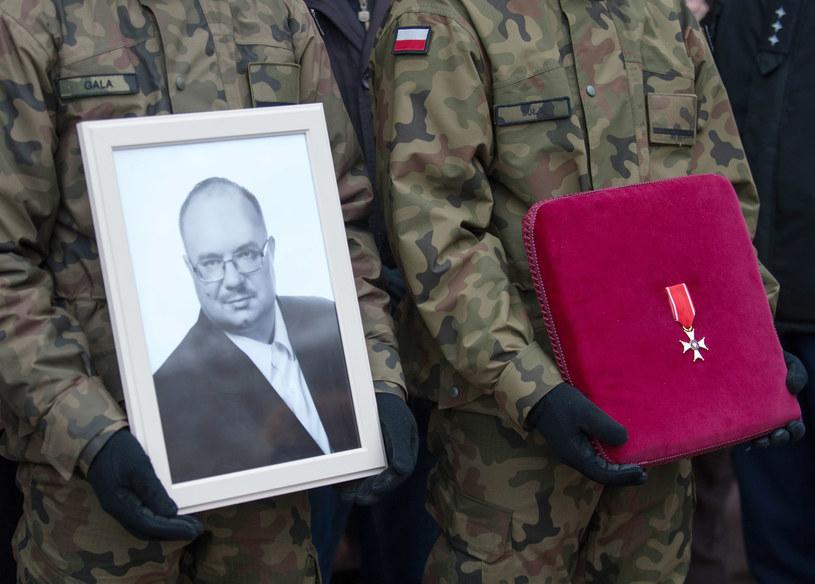 Pogrzeb posła Rafała Wójcikowskiego /East News