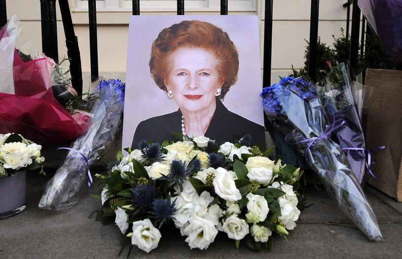 Pogrzeb Thatcher odbędzie się 17 kwietnia /PAP/EPA