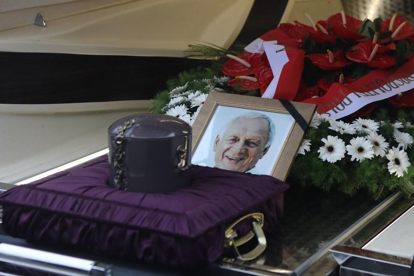 Pogrzeb Witolda Pyrkosza /Stanisław Kowalczuk /East News