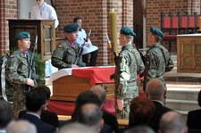 Pogrzeb wojewody zachodniopomorskiego Piotra Jani