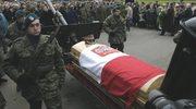 Pogrzeb zabitego w Iraku kaprala Nity