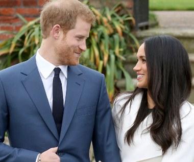 Pojawiły się kolejne szczegóły ślubu księcia Harry'ego i Meghan Markle