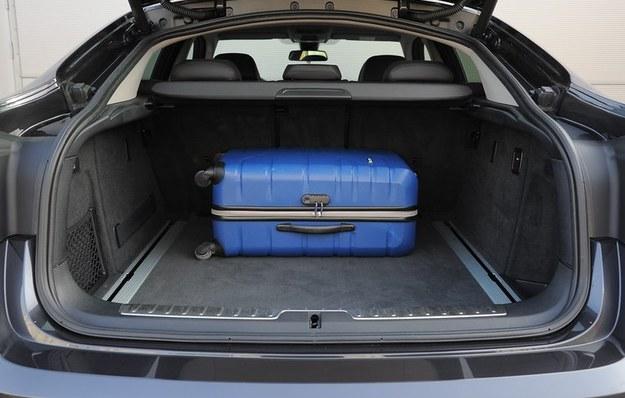 Pojemność bagażnika do półki to 580 l. /Motor