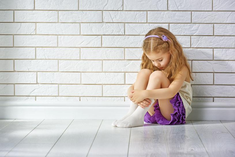 Pójście do przedszkola nie jest wcale łatwe /©123RF/PICSEL