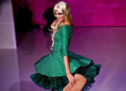 Pokaz Barbie/fot. Marta Wojtal /INTERIA.PL/materiały prasowe