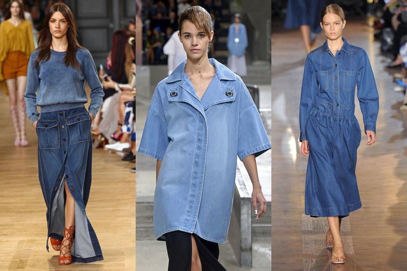 Pokaz Chloe, Dolce&Gabbana i Stella McCartney /East News/ Zeppelin