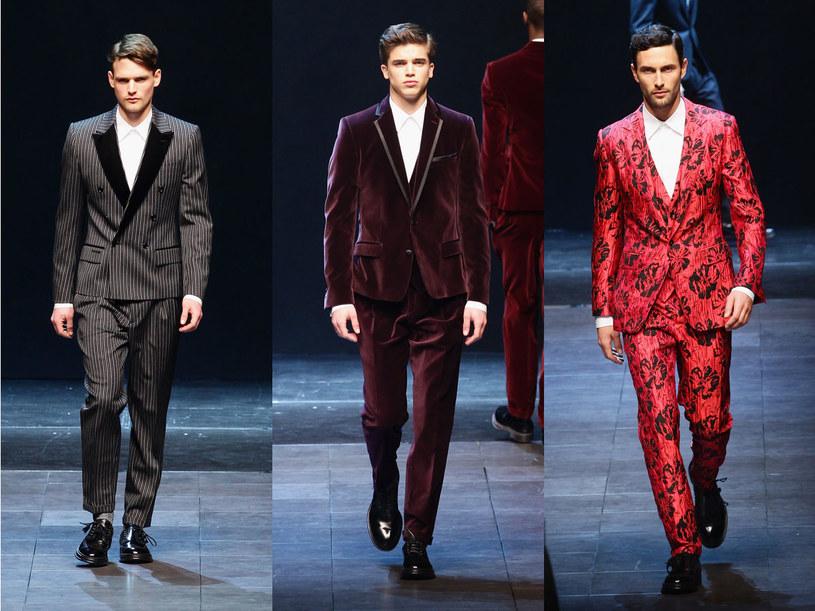 Pokaz Dolce&Gabbana  /Getty Images/Flash Press Media