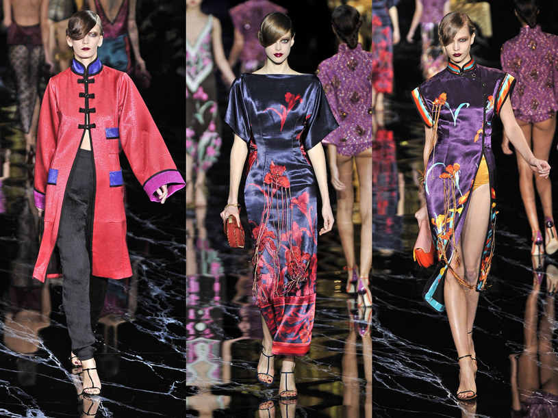 Pokaz domu mody Louis Vuitton  /East News/ Zeppelin