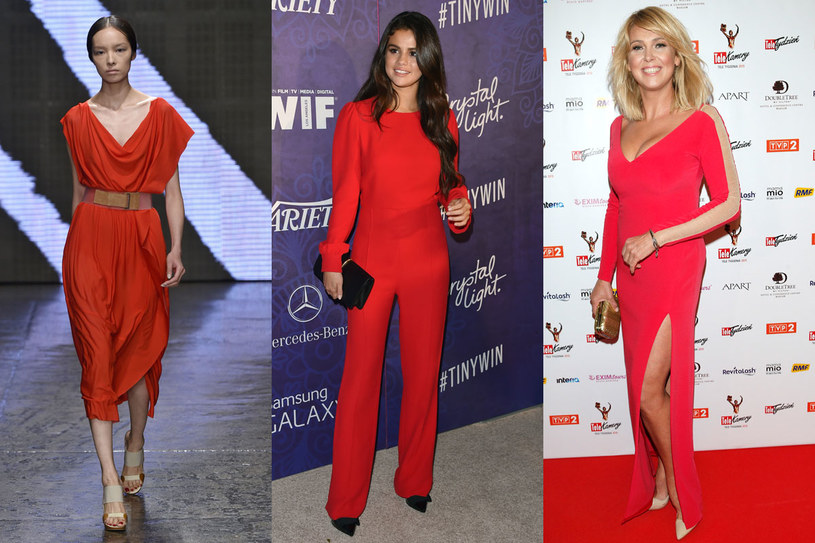 Pokaz Donny Karan/Selena Gomez/Ewa Wachowicz /fot. East ZeppelinAKPA/GettyImages /Styl.pl