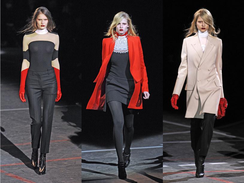 Pokaz Givenchy w Paryżu
