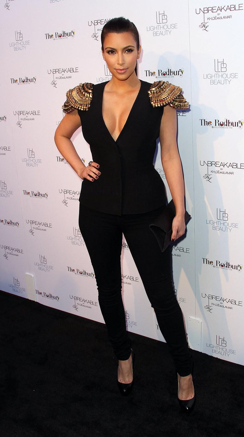 Pokaz Kim Kardashian  /East News/ Zeppelin