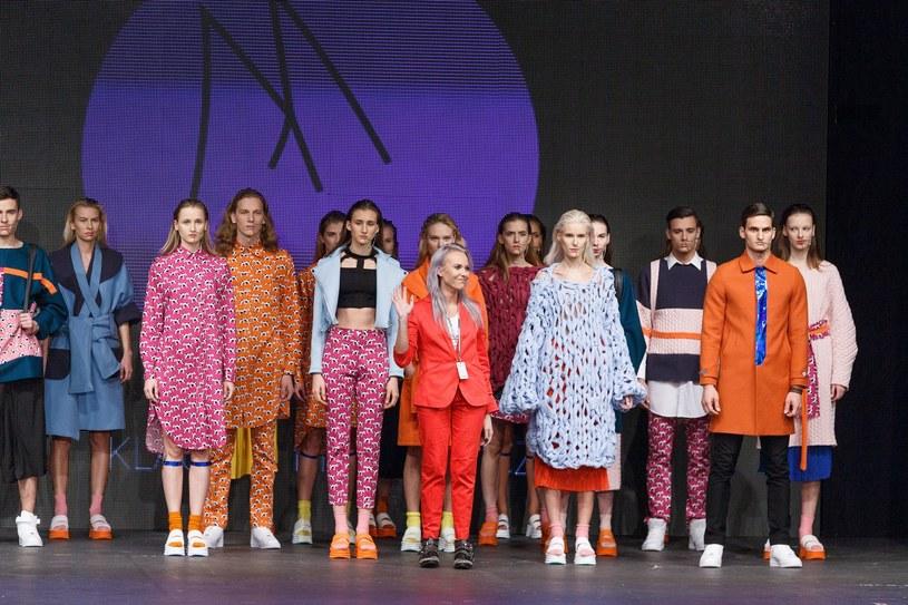 Pokaz kolekcji Klaudii Markiewicz na Fashion Week Poland /East News