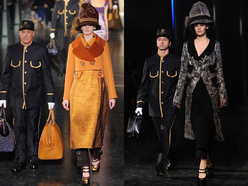 Pokaz Louis Vuitton /Getty Images