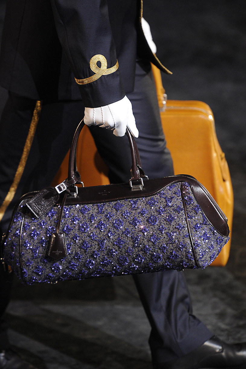 Pokaz Louis Vuitton /Getty Images