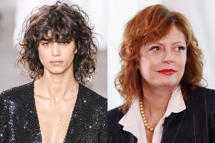 Pokaz Michael Kors/Susan Sarandon /Getty Images