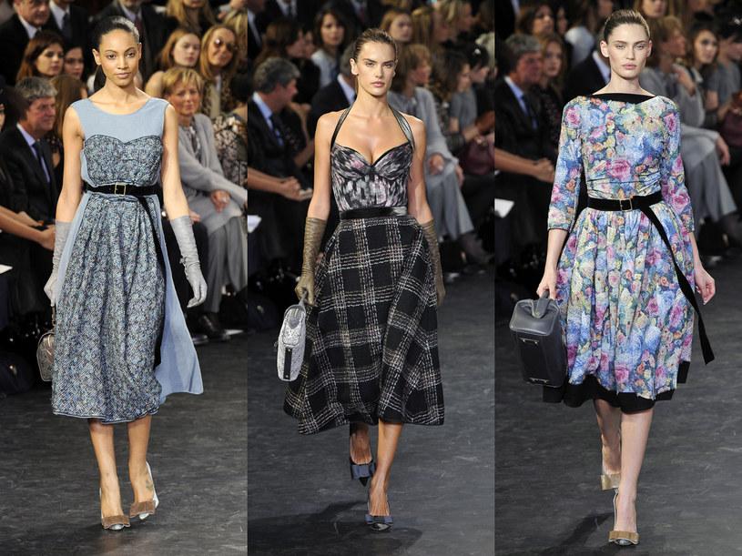 Pokaz mody Louis Vuitton'a