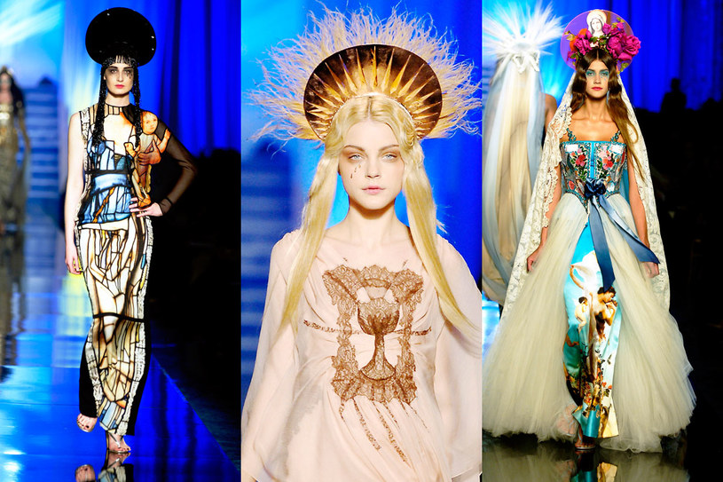 Pokaz wiosna-lato haute couture 2007 /Getty Images