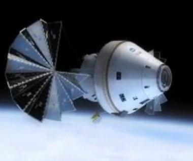 Pokazano pierwszego Oriona - następcę wahadłowców