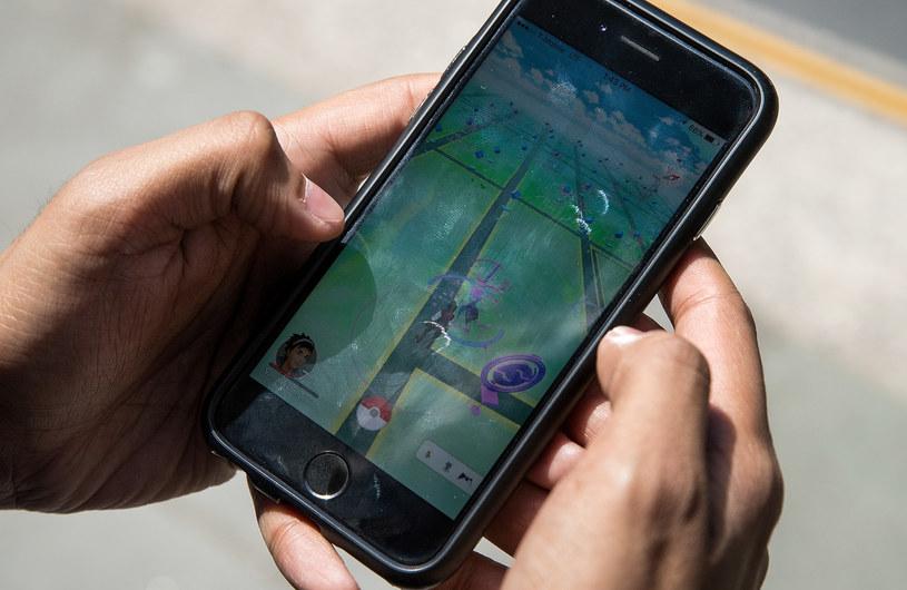 Pokemon GO już stał się fenomenem - niebawem oficjalnie trafi do Europy /AFP