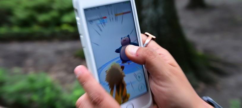 Pokemon GO nie powiedziało jeszcze ostatniego słowa /AFP