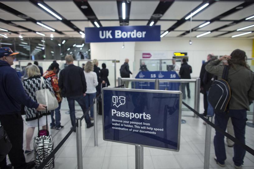 Polacy chętnie emigrują do Wielkiej Brytanii /Getty Images