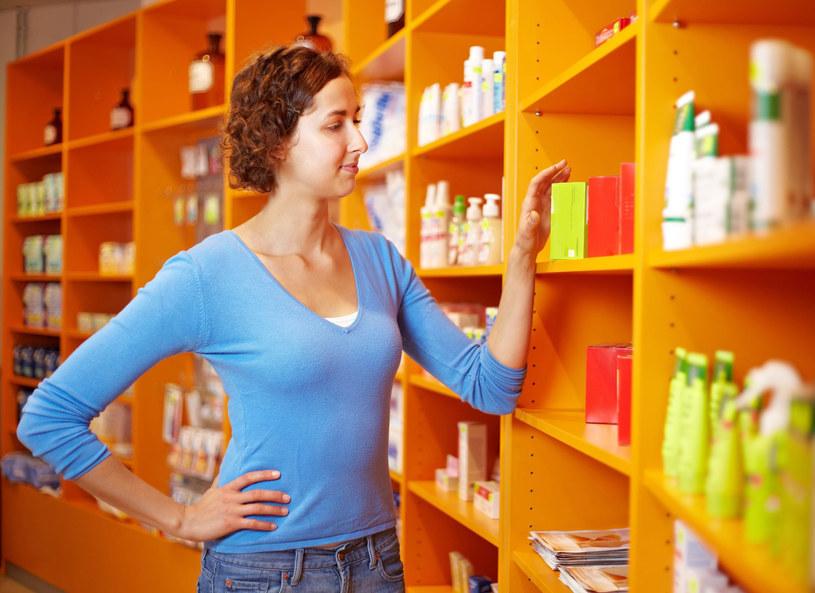 Polacy chętnie kupują leki bez recepty /Picsel /©123RF/PICSEL