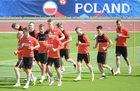 Polacy na Euro 2016. Trening przed Portugalią w komplecie