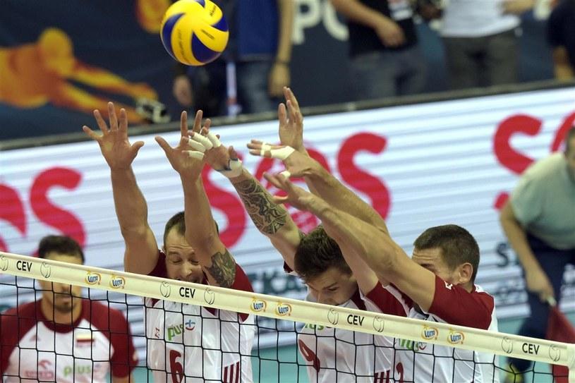 Polacy nie popisali się w mistrzostwach Europy /www.cev.lu