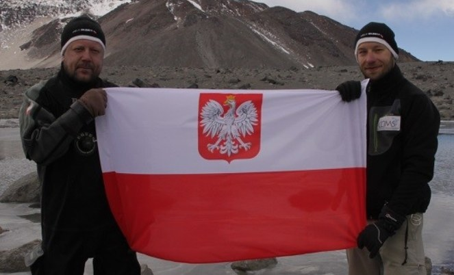 Polacy pobili rekord Guinnessa, Fot: medexpeditions.org /