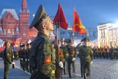 Polacy przygotowują się do parady na Placu Czerwonym