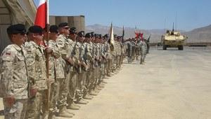 Polacy w Afganistanie. Rząd zajmie się wnioskiem o przedłużenie misji