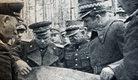 Ofensywa na Odrze Armii Czerwonej i Wojska Polskiego, która zapoczątkowała operację berlińską. N/z marszałek Żymierski i gen. broni Karol Świerczewski w przeddzień natarcia, 16.04.1945