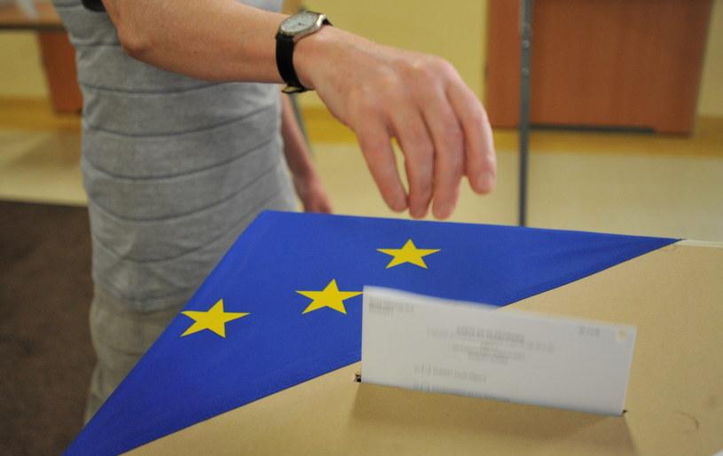Polacy wybrali 51 eurodeputowanych. /Bartłomiej Zborowski /PAP