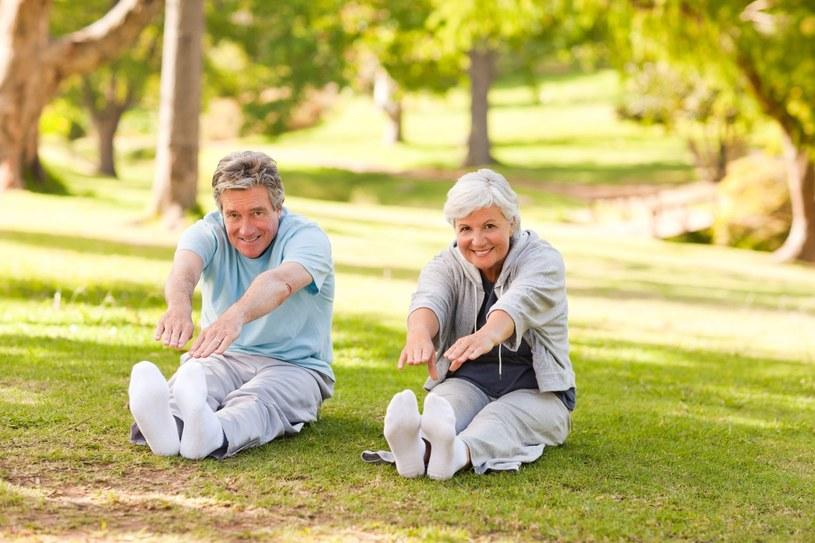 Połączenie ćwiczeń fizycznych z intelektualnymi może być najlepszym sposobem na usprawnienie funkcjonowania mózgu /123RF/PICSEL