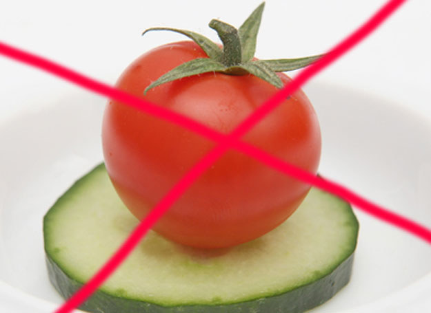 Połączenie pomidora i ogorka jest popularne, ale niekorzystne /© Panthermedia