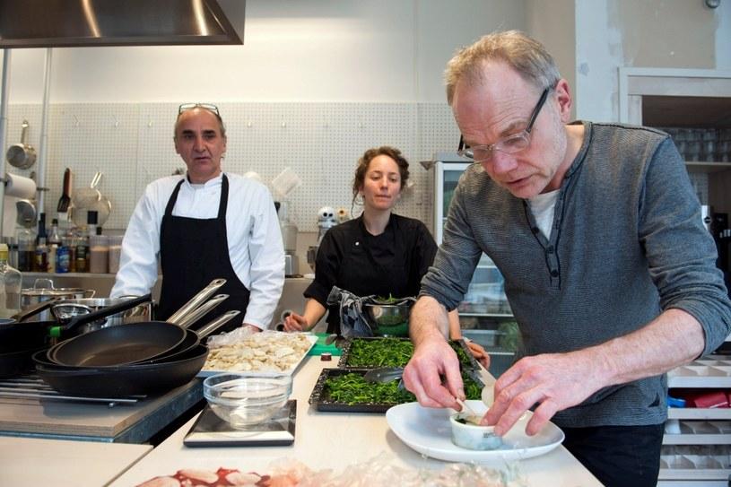 Połączenie restauracji z atelier dwa lata temu otworzyli Marjolein Wintjes i Eric Meursing, była projektantka i kucharz /The New York Times Syndicate