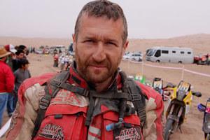 Polak na podium Dakar 2009!