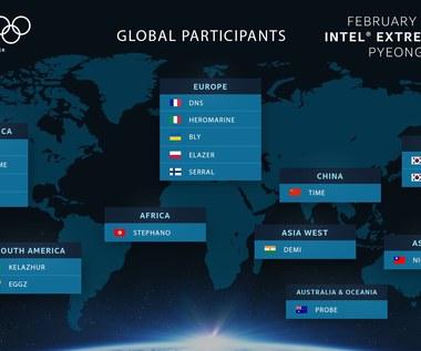 Polak wśród uczestników Intel Extreme Masters PyeongChang