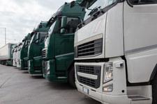 Polak znaleziony martwy na parkingu dla ciężarówek