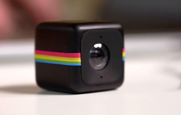 Polaroid Cube /materiały prasowe