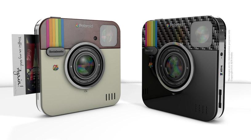 Polaroid ma stworzyć instagramowy aparat Socialmatic /materiały prasowe