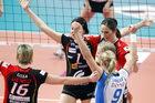 Półfinał OL: Tauron MKS Dąbrowa Górnicza - Aluprof Bielsko-Biała 1:3