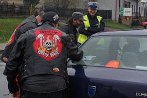 Policja i Mroczne Duchy zachęcały do patrzenia