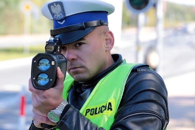 Policja ma już radary, lasery... / Fot: Piotr Jedzura /Reporter
