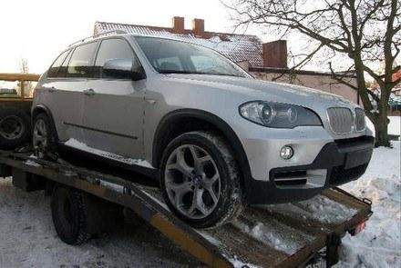 Policja odzyskała skradzione auta /Policja