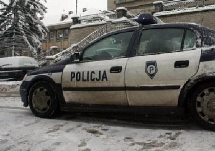 Policja poszukuje sprawcy napadu/fot. A. Barbarowski /Agencja SE/East News