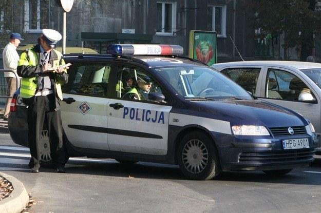 Policja powinna zatrzymywać dowody rejestracyjne /INTERIA.PL